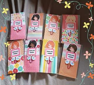 Clippie Bookmarks