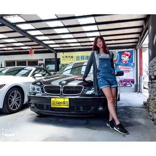 2005 BMW 740Li 4.0 黑