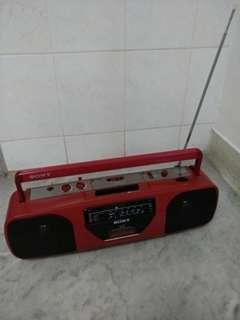 SOLD - Vintage Sony Radio