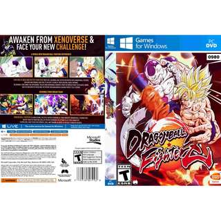 (PC) Dragon Ball FighterZ