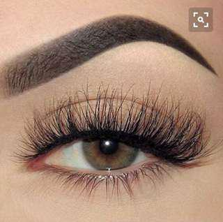 Flutterfly faux mink lashes buy 3 get one DEAL PROMO