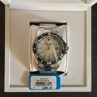 REPRICED Technomarine Sea Manta Pearl Dial Watch