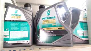 Engine Oil Petronas
