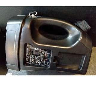 Delta Audio Portable PA System
