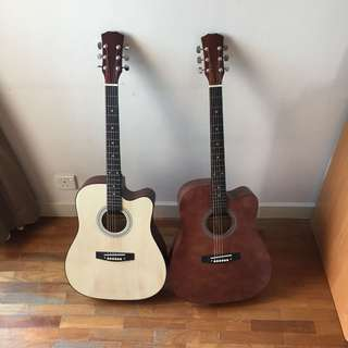 Dreadnought Acoustic Guitar 41 inch