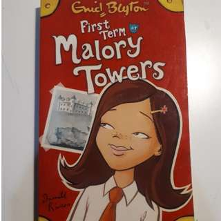 Enid Blyton: First Term at Malory Towers #1