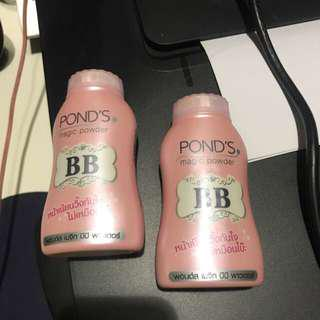 BB POND'S POWDER