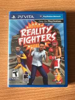 Ps Vita Reality Fighter
