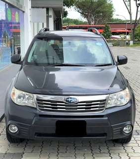 Subaru FORESTER (WELCOME GRAB DRIVER)