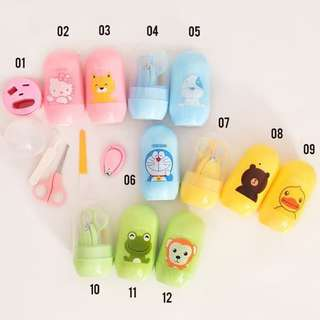 O283 Baby Care Set 4in1