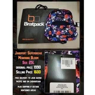 Authentic Jansport bags for sale