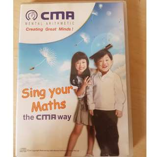 CMA Mental Arithmetic (Abacus & Materials) - Good Condition