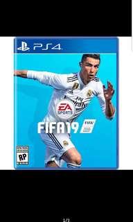 Ps4 Fifa 19 Standard Edition Pre Order