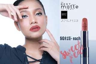 Alha Alfa Premium Matte Lipstick