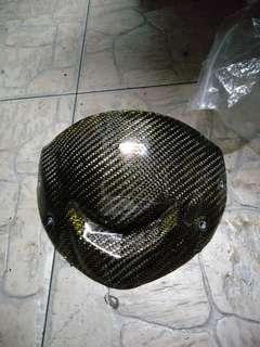 Cap 125 carbon fibre