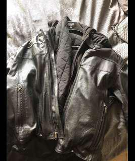 Arlen Ness Motorcycle Jacket
