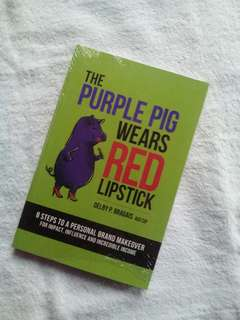 The Purple Pig Wears Red Lipstick