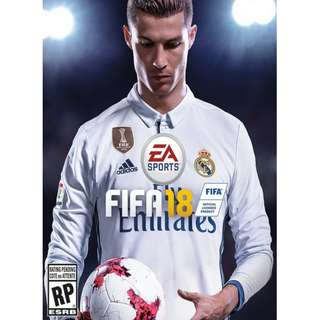 FIFA Soccer Collection 12/13/15/17/18 Offline with DVD (PC)