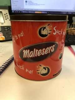 麥提莎厠紙罐