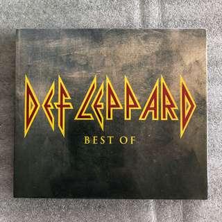 DEF LEPPARD (Best of 2CD)