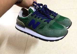 New Balance 990 Lovers Edition Forest green