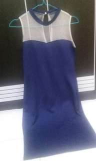 #maudecay mini dress ikut body