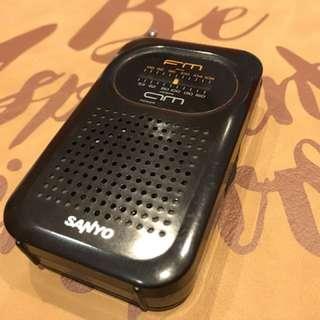 Sanyo RP 63 GB Radio(DSE收音機)