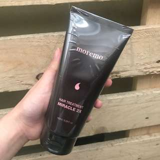 Moremo Hair Treatment Miracle 2x