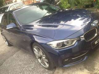 BMW F30 TURBO FACELIFT