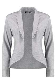 Boohoo grey blazer size 12