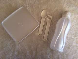 Fiesta tupperware set