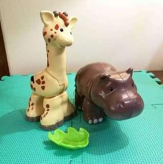 Baby Toys take both