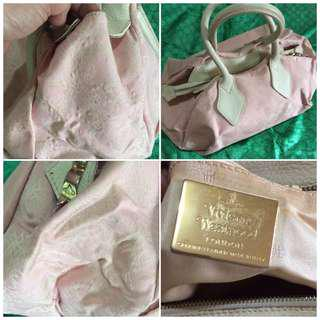 vivienne westwood canvas bag