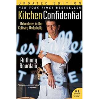 [eBook] Kitchen Confidential: Adventures in the Culinary Underbelly by Anthony Bourdain