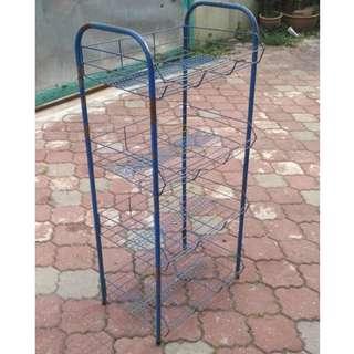 Wire Rack 4 tiers Rack Dawai 4 Tingkat * L46 L