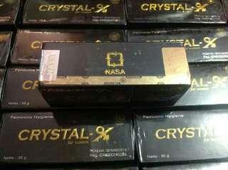 Crystal x nasa original 100%