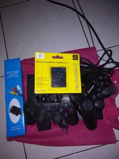 Playstation 2 slim atau kaset