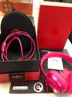 🚚 Solo2 Beats 耳罩式重低音耳機