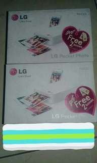 LG PD233 Photo printer