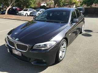 2013 BMW 520d M Sport F10 LCI Auto