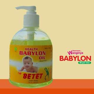 Minyak telon babylon oil 430ml