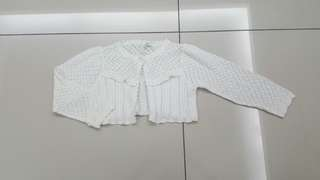 Cardigan Girls Top (5-6years)