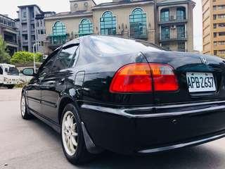 1999年HONDA CIVIC K8小改款喜美六代