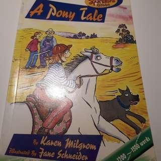 Sparkler's Green: A Pony Tail