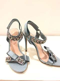 Aldo Heels with Embellishments