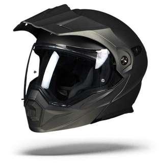 Scorpion ADX-1 Modular Helmet (Plain)