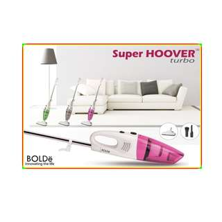 Vacuum Turbo Superhoover Garansi Bolde Resmi Best Seller