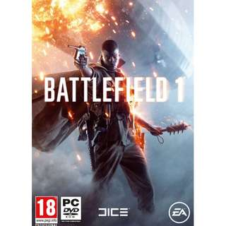 Battlefield Collection Bad Company 2 /3/4/Hardline/1 Offline with DVD (PC)