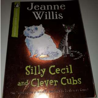 Silly Caecil and Clever Cubs (Impor)