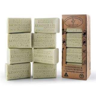Australian Botanical Soap 純天然植物精油手工皂200g